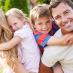 Ser feliz en una familia ensamblada